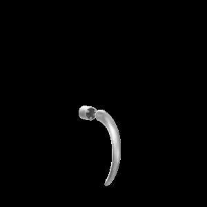 Kleiner Horn-Ohrring