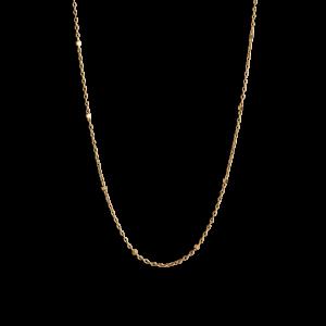 Saturn-Kette, 18 Karat Gold