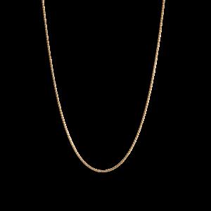 Palmedia chain, 18 Karat gold