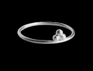 Temple Ring, Sterlingsilber