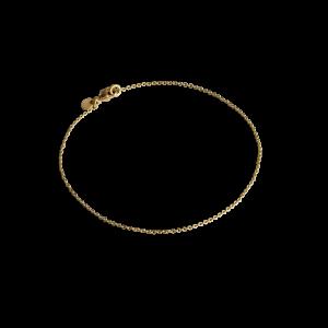 Ankerkettenarmband, 18 Karat Gold