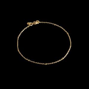 Saturn-Armband, 18 Karat gold
