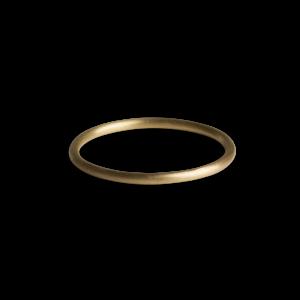 Simple Ring, 18 Karat gold