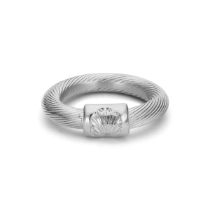 Big Salon Ring, Big Salon Ring, Sterlingsilber