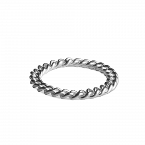 Big Chain Ring, Sterlingsilber