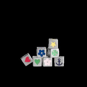 Loveletter Symbol, Sterlingsilber