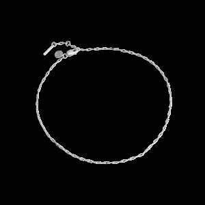 Souvenir Anklet, Sterlingsilber
