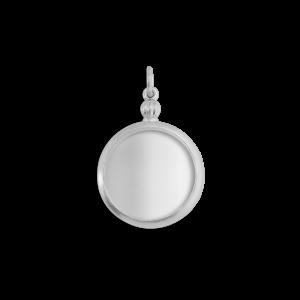 Souvenir Medallion, Sterlingsilber