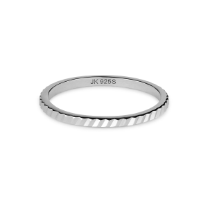 Small Reflection ring, Sterlingsilber