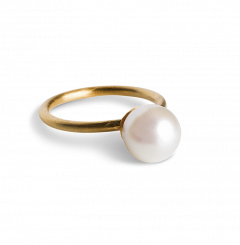 Kleiner Perlenring