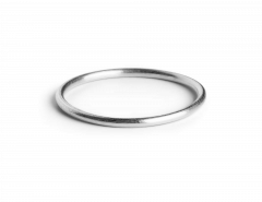 Simple Ring, Sterlingsilber