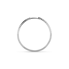 Reflection hoop, Sterlingsilber