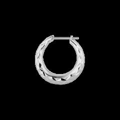 Reflection Rhombus earring, Sterlingsilber
