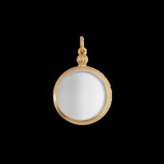 Souvenir Medallion, vergoldetem Sterlingsilber