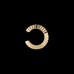 Small Reflection cuff, vergoldetem Sterlingsilber
